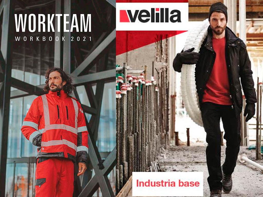 Ropa Laboral WorkTeam y Velilla en Madrid Sur